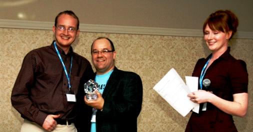 TinyEYE Wins SIMA Award